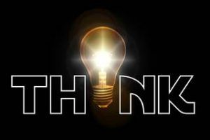 Think - Get Ideas - Use Your Mind